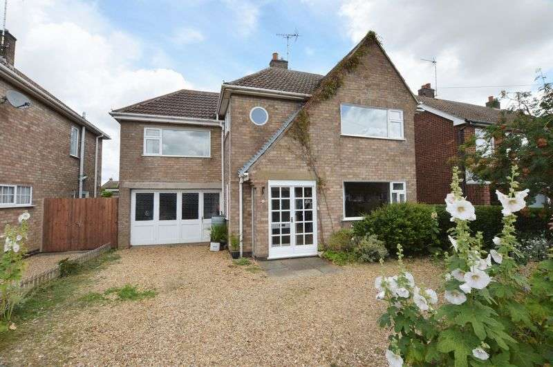 4 Bedrooms Detached House for sale in Brooke Avenue, Stamford