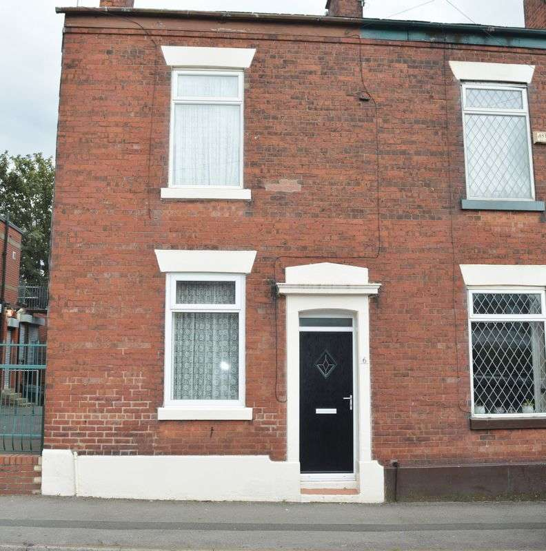 2 Bedrooms Terraced House for sale in Lees Street, Ashton-Under-Lyne