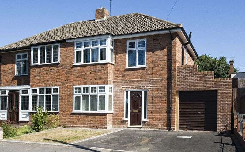 3 Bedrooms Semi Detached House for sale in Water Street, Kingswinford