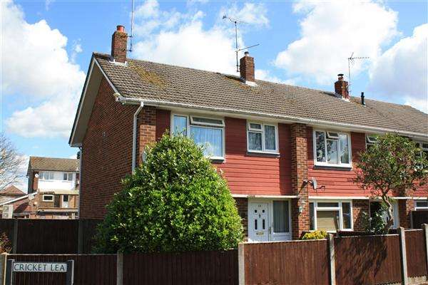 3 Bedrooms End Of Terrace House for sale in Cricket Lea, Lindford