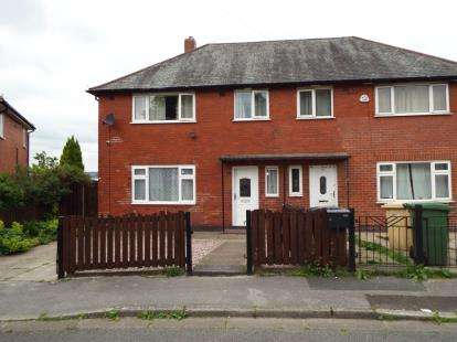 3 Bedrooms Semi Detached House for sale in Rochester Avenue, Bolton, Greater Manchester, BL2