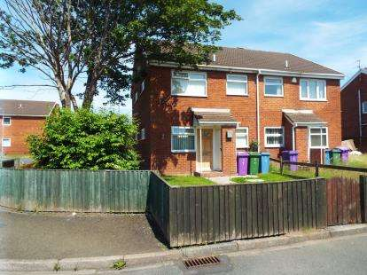 1 Bedroom Terraced House for sale in Montgomery Way, Liverpool, Merseyside, L6