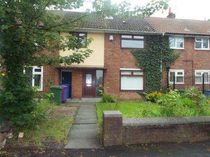 3 Bedrooms Terraced House for sale in Mossgate Road, Liverpool, Merseyside, L14