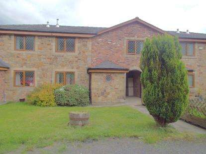 4 Bedrooms Semi Detached House for sale in Riverside Court, Whitworth, Rochdale, Lancashire, OL12