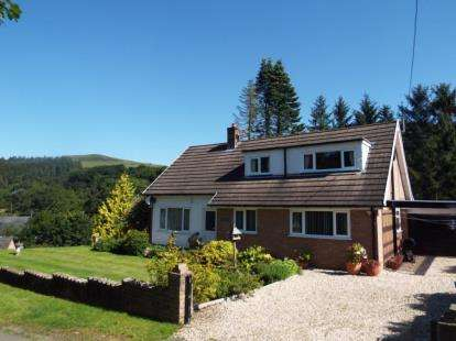 4 Bedrooms Bungalow for sale in Cyffylliog, Ruthin, Denbighshire, LL15