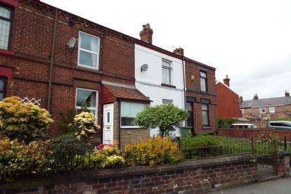 2 Bedrooms Terraced House for sale in Nutgrove Road, St. Helens, Merseyside, WA9