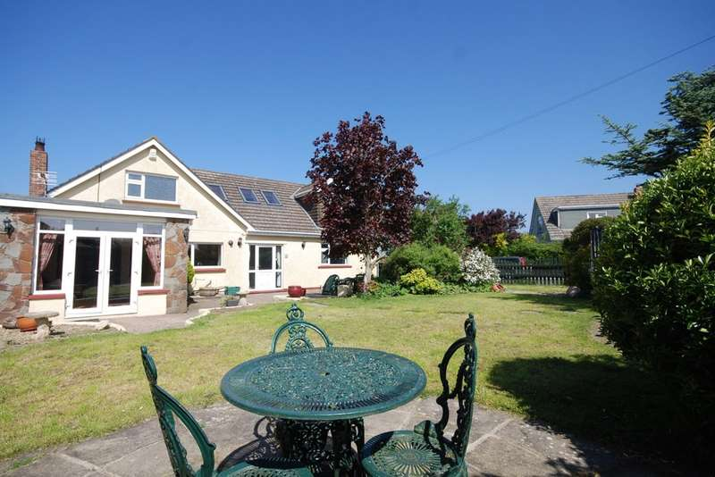 5 Bedrooms Detached House for sale in Broughton Road, Wick, Vale of Glamorgan, CF71 7QH