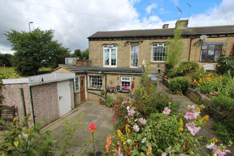 3 Bedrooms Terraced House for sale in Bradford Road, East Bierley