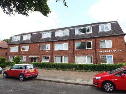 2 Bedrooms Flat for sale in Serina Court, Beeston, Nottingham, Nottinghamshire