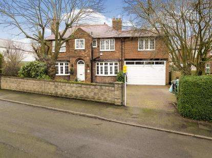 4 Bedrooms House for sale in Newstead Avenue, Nottingham, Nottinghamshire