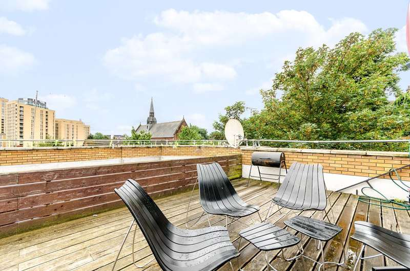 2 Bedrooms Flat for sale in Loampit Hill, Ladywell, SE13