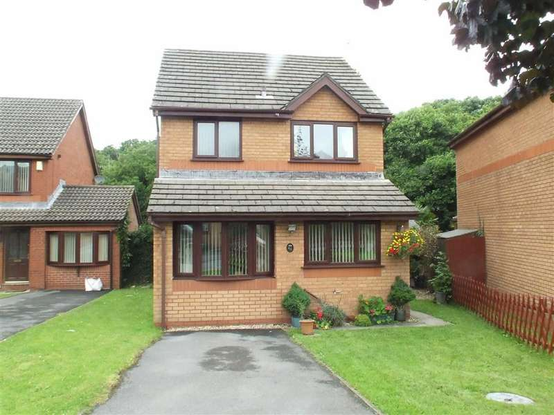 3 Bedrooms Detached House for sale in Porth Y Waun, Gowerton