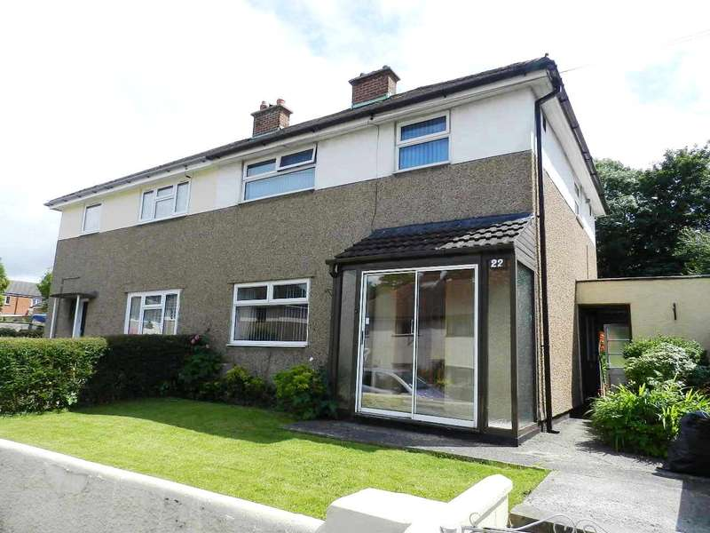 3 Bedrooms Semi Detached House for sale in St. Issells Avenue, Haverfordwest, Pembrokeshire