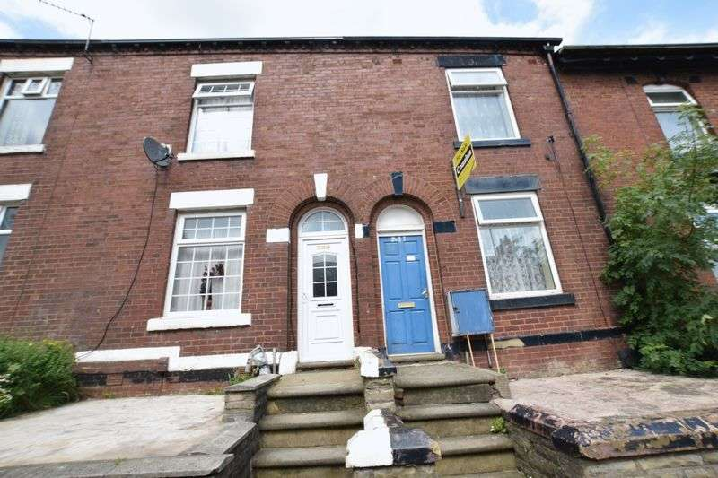 3 Bedrooms Terraced House for sale in Abbey Hills Road, Oldham