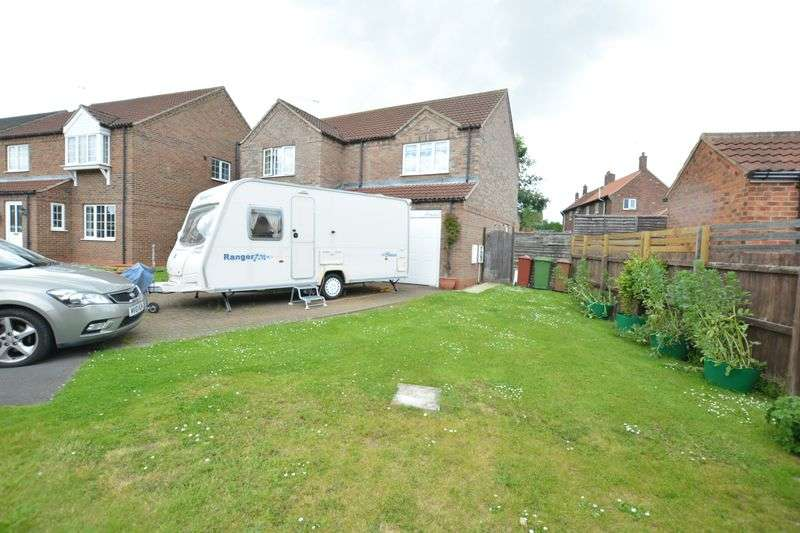 4 Bedrooms Detached House for sale in Hallam Close, Barrow-Upon-Humber