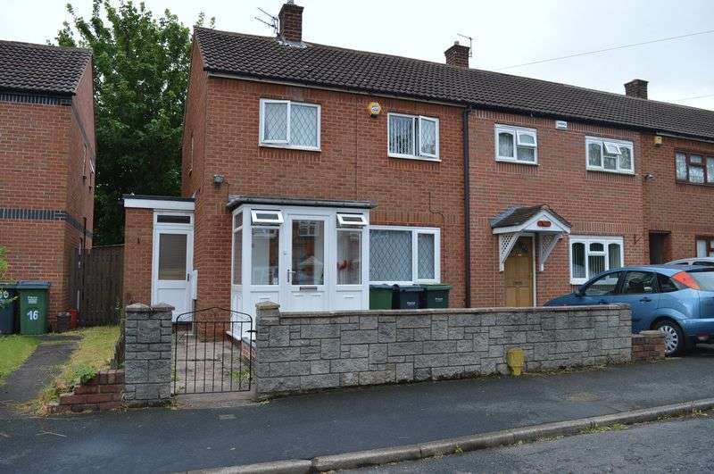 2 Bedrooms Terraced House for sale in Wordsworth Street, West Bromwich