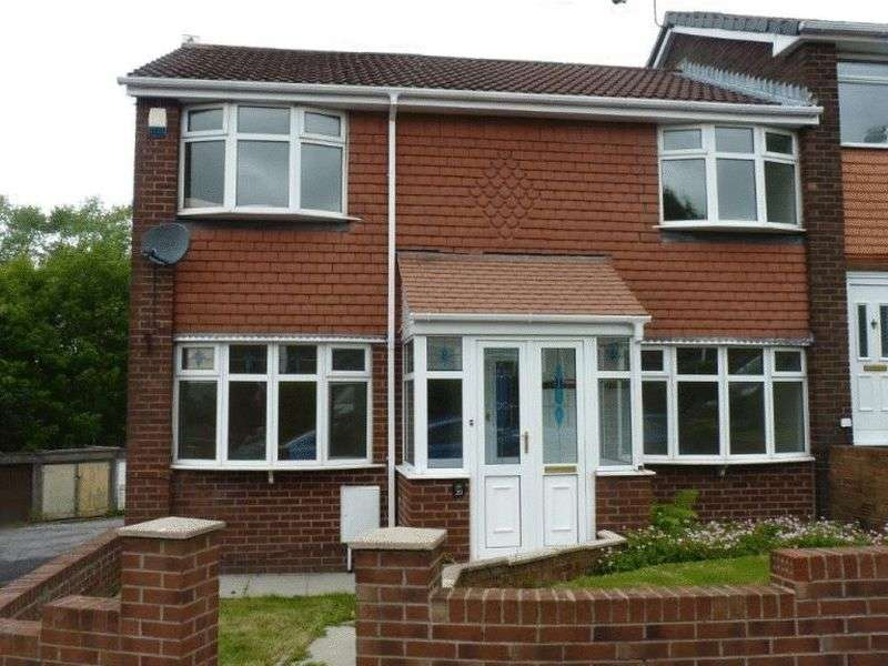 4 Bedrooms House for sale in Crossbank Avenue, Oldham