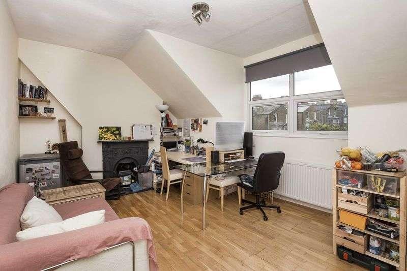 1 Bedroom Flat for sale in Ferrestone Road, N8