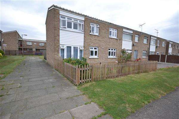 3 Bedrooms End Of Terrace House for sale in Caswell Close, Stanford le Hope