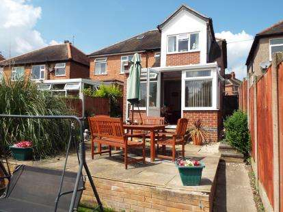 3 Bedrooms Semi Detached House for sale in Trowell Grove, Trowell, Nottingham