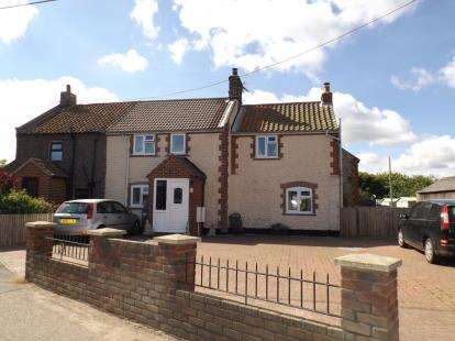 4 Bedrooms Semi Detached House for sale in Mundesley Road, Trimingham, Norwich