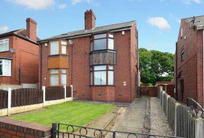 2 Bedrooms Semi Detached House for sale in Lound Side, Chapeltown, Sheffield, South Yorkshire