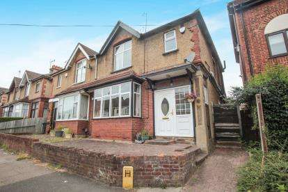 3 Bedrooms Semi Detached House for sale in Kingsley Road, Luton, Bedfordshire, Leagrave