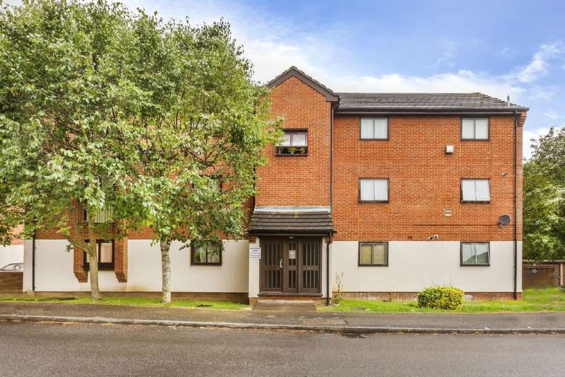 1 Bedroom Property for sale in Wheatley Close, NW4