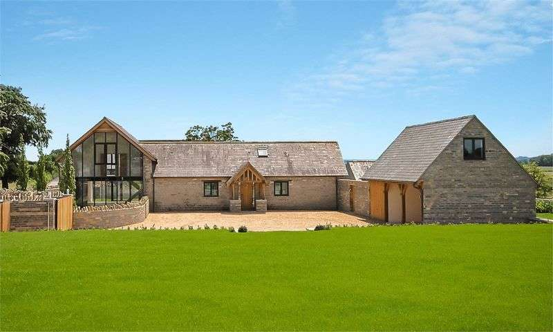 5 Bedrooms Detached House for sale in Lytes Cary - Between Castle Cary and Somerton