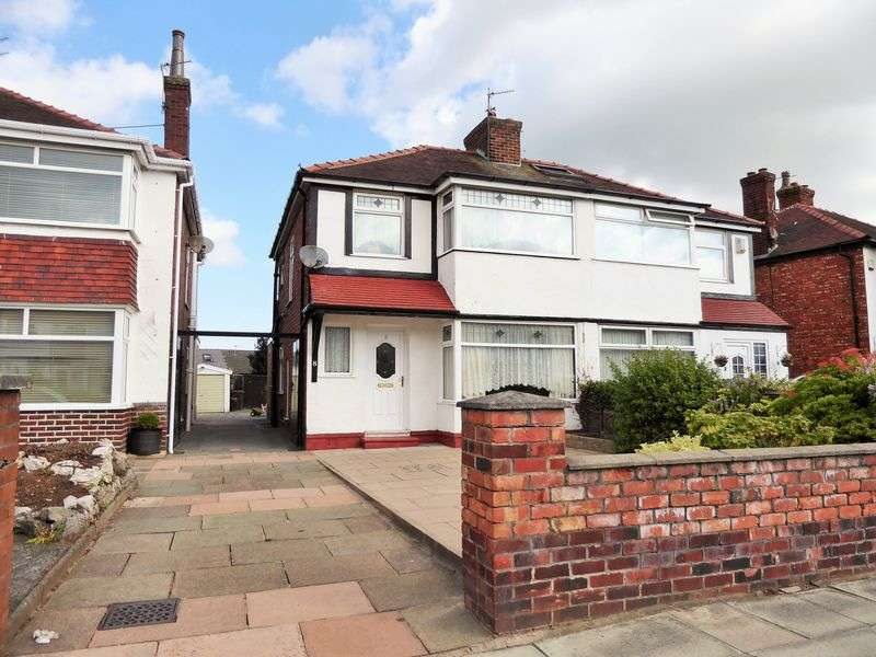 3 Bedrooms Semi Detached House for sale in Longacre, Churchtown, Southport