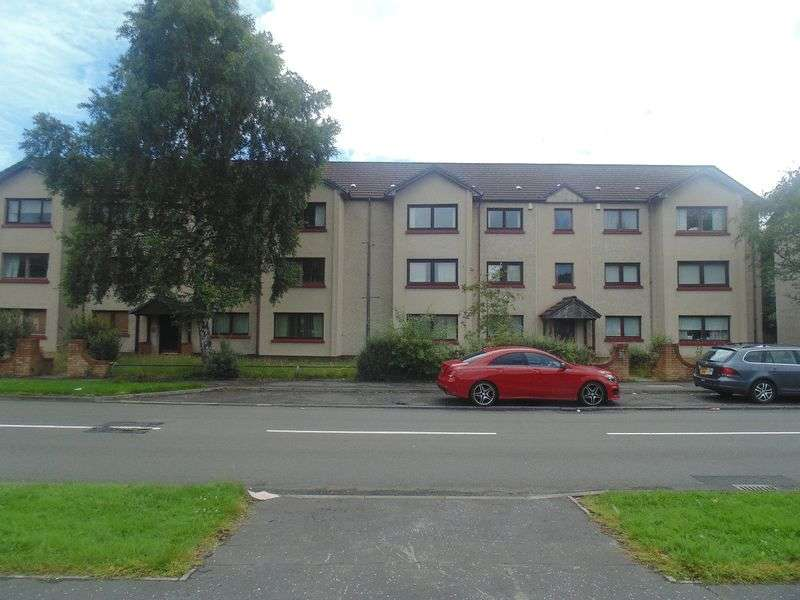 2 Bedrooms Flat for sale in Quarry Street, Motherwell
