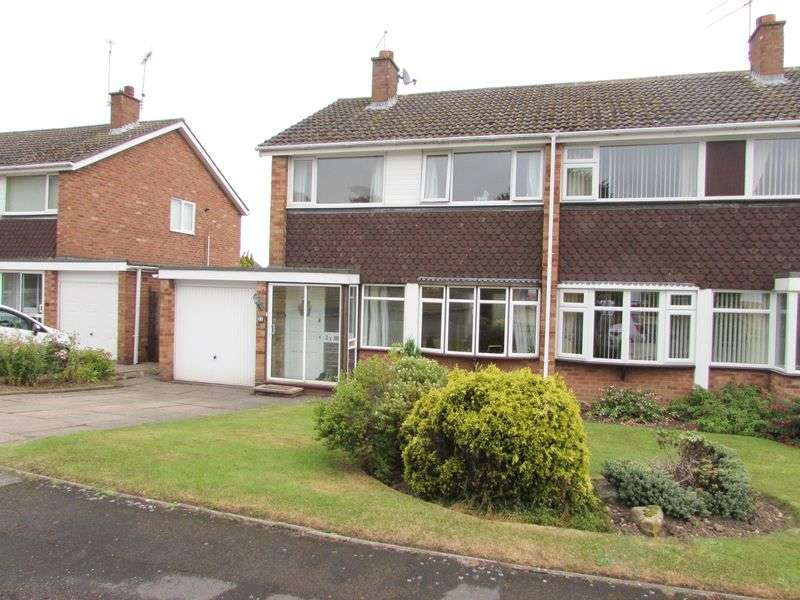 3 Bedrooms Semi Detached House for sale in Albury Road, Studley