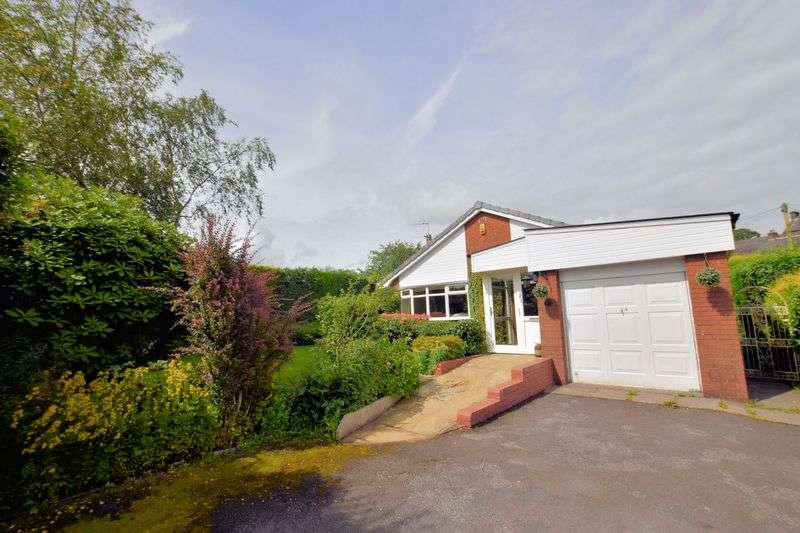 2 Bedrooms Detached Bungalow for sale in Moorfield, Edgworth, Bolton