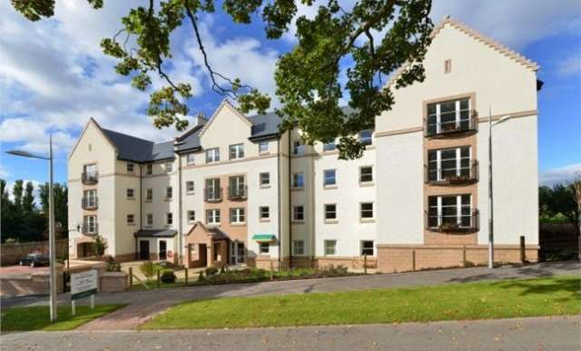 1 Bedroom Apartment Flat for sale in Abbey Park Avenue, St Andrews, Fife, KY16 9JY