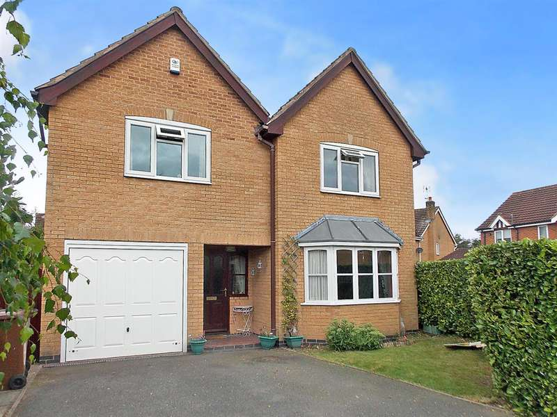 4 Bedrooms Property for sale in Florin Gardens, Long Eaton
