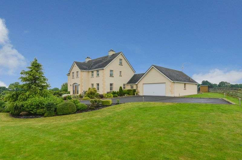 4 Bedrooms Detached House for sale in Ballygargan Road, Portadown