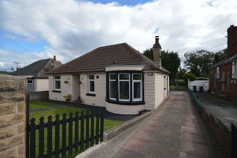 3 Bedrooms Detached Bungalow for sale in Spittal Hardwick Lane, Pontefract