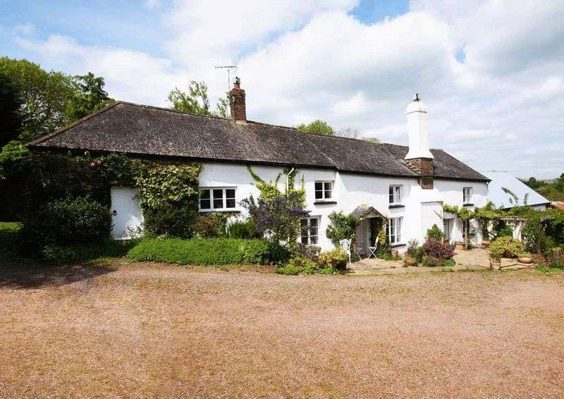 6 Bedrooms Detached House for sale in Burrington, Umberleigh