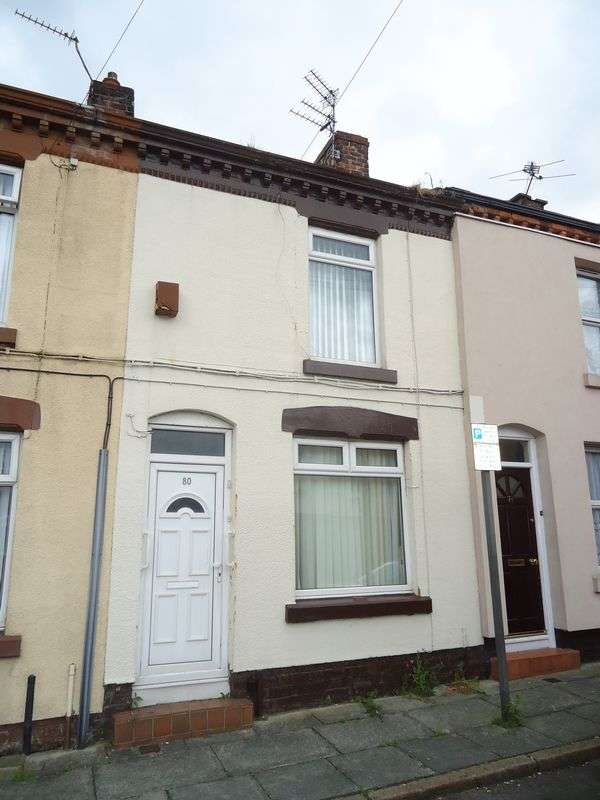 2 Bedrooms House for sale in Handfield Street, Liverpool