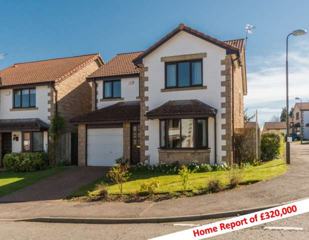 4 Bedrooms Detached House for sale in Knowesley Park, Haddington, East Lothian, EH41 3TB