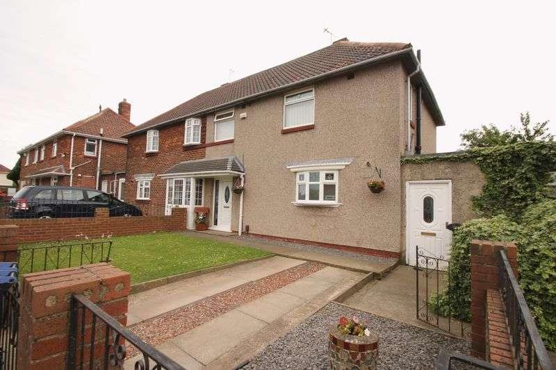 3 Bedrooms Semi Detached House for sale in Graygarth Road, Berwick Hills