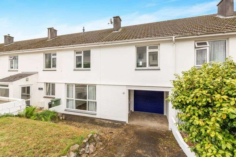 3 Bedrooms Terraced House for sale in Midway Drive, Truro TR1