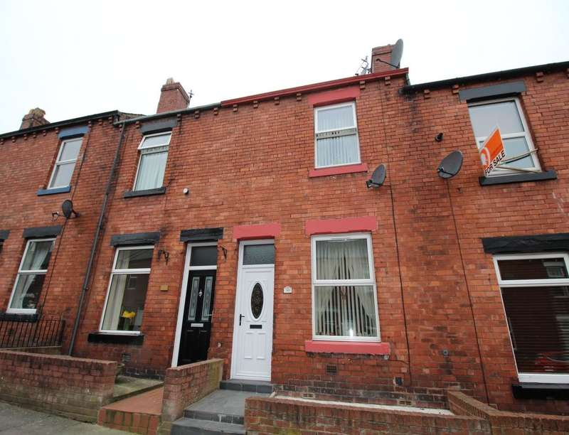3 Bedrooms Property for sale in Montreal Street, Carlisle, CA2