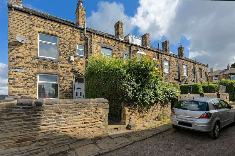 4 Bedrooms End Of Terrace House for sale in Wesley Terrace, Pudsey, Leeds, LS28