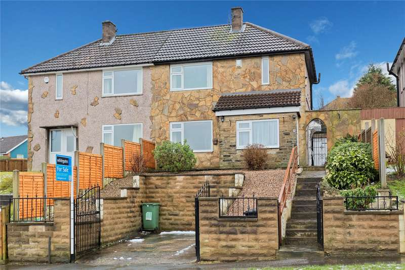 3 Bedrooms Semi Detached House for sale in Ganners Way, Leeds, West Yorkshire, LS13