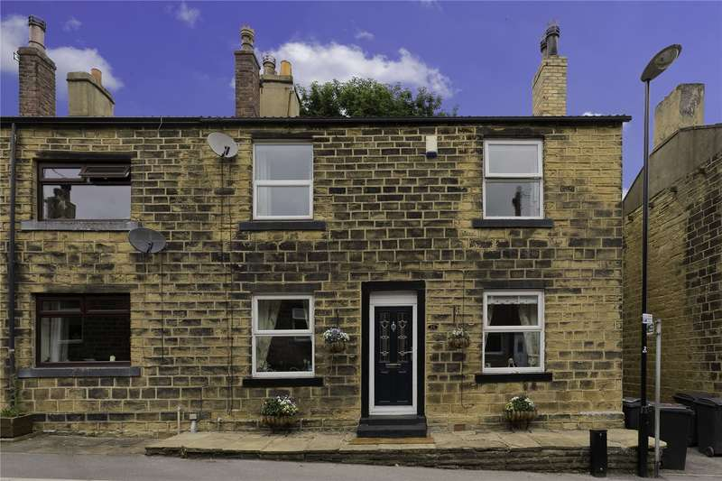 2 Bedrooms Terraced House for sale in Hammerton Street, Pudsey, Leeds, LS28