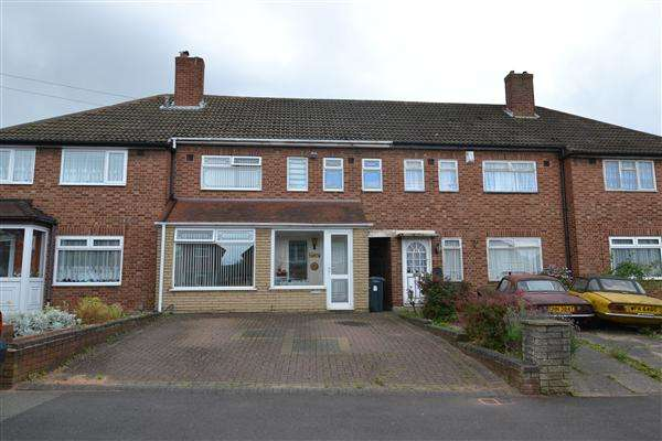 4 Bedrooms Terraced House for sale in Templeton Road, Great Barr, Birmingham