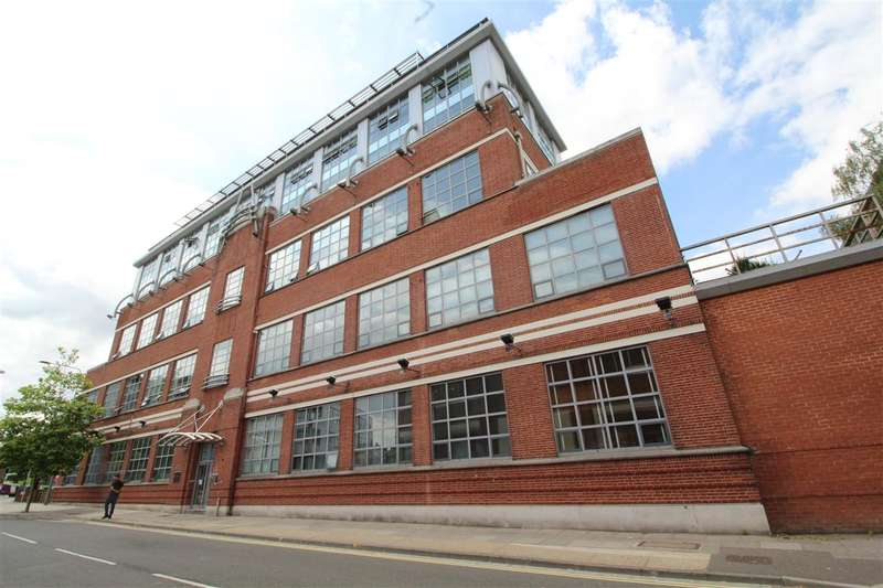 3 Bedrooms Apartment Flat for sale in Churchmans House, Ipswich