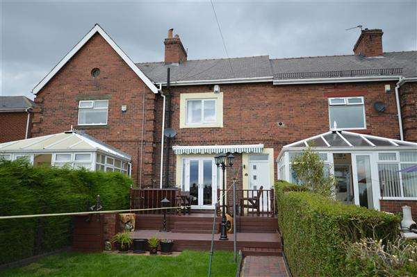 3 Bedrooms Terraced House for sale in Rydal Avenue, South Moor, Stanley
