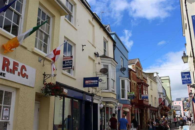 1 Bedroom Flat for sale in Picton House, Upper Frog Street, Tenby